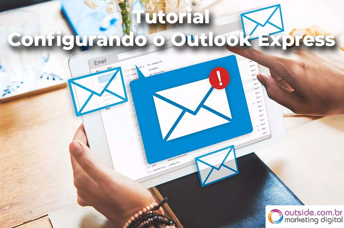 Configurando o Outlook Express
